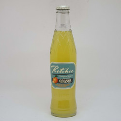 Limonade Ritchie orange 27,5cl