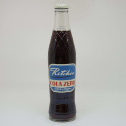Limonade Ritchie cola zero...