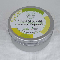 Baume onctueux agrumes