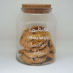 Cookies canneberges...
