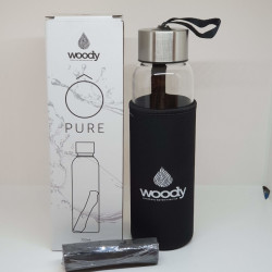 Gourde Pure Bottle - Woody...