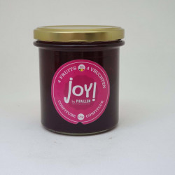Joy! confiture 4 fruits 370g
