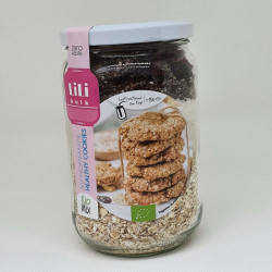 Healthy cookie mix +...