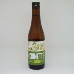 La chinette blonde 33cl +...